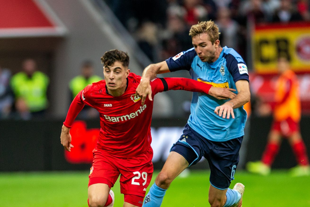 German international Kai Havertz: ?You can?t go wrong with Bayern?