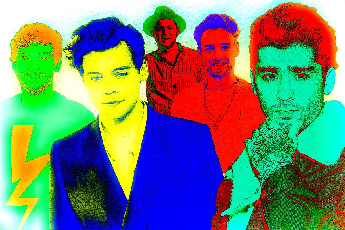 One Direction Power Rankings, Summer Edition - The Ringer