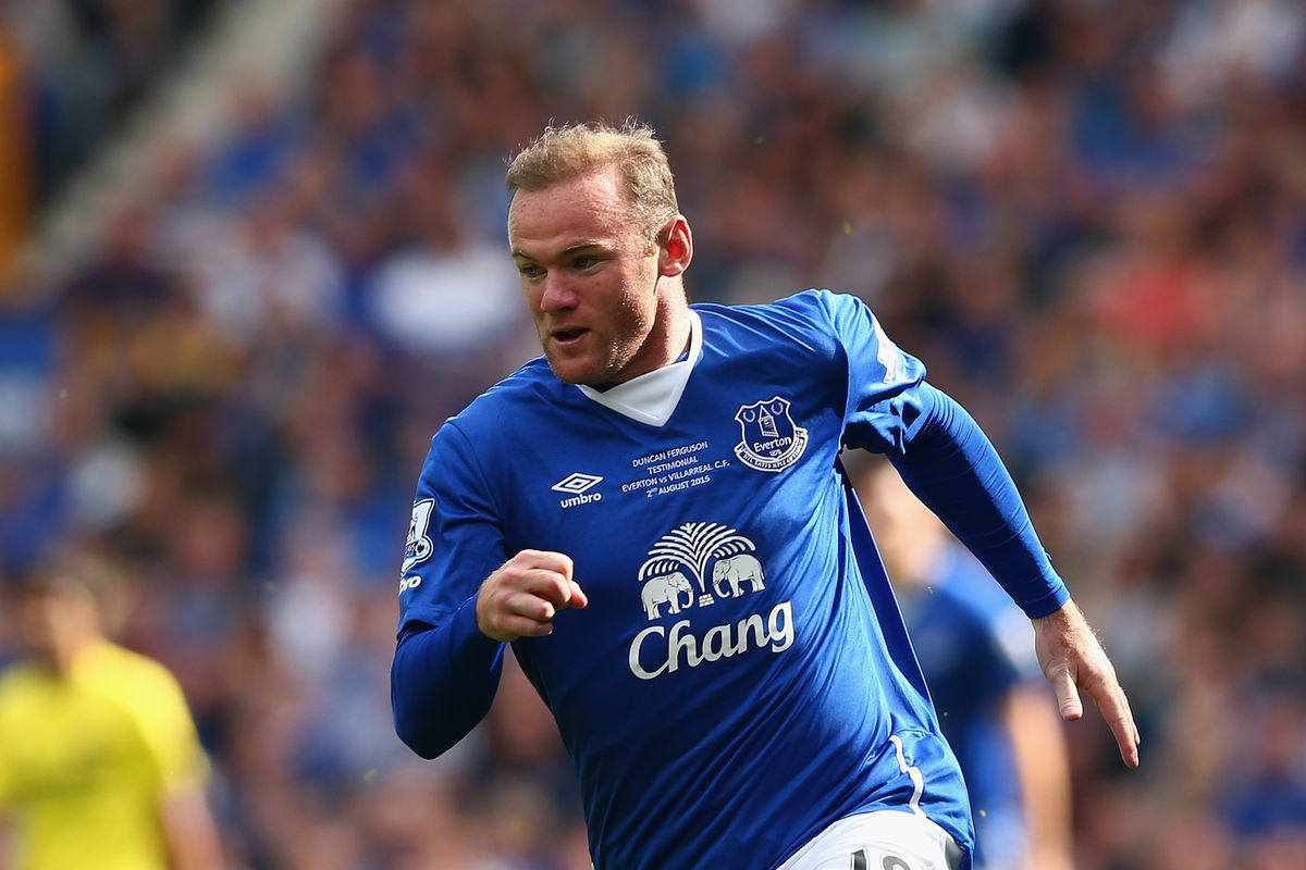 Wayne Rooney to join Everton on loan