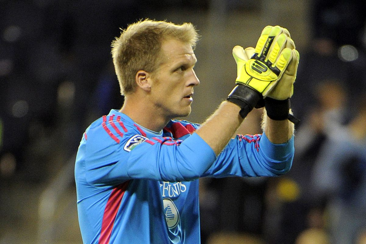 Kronberg was one of several players that Sporting KC declined options