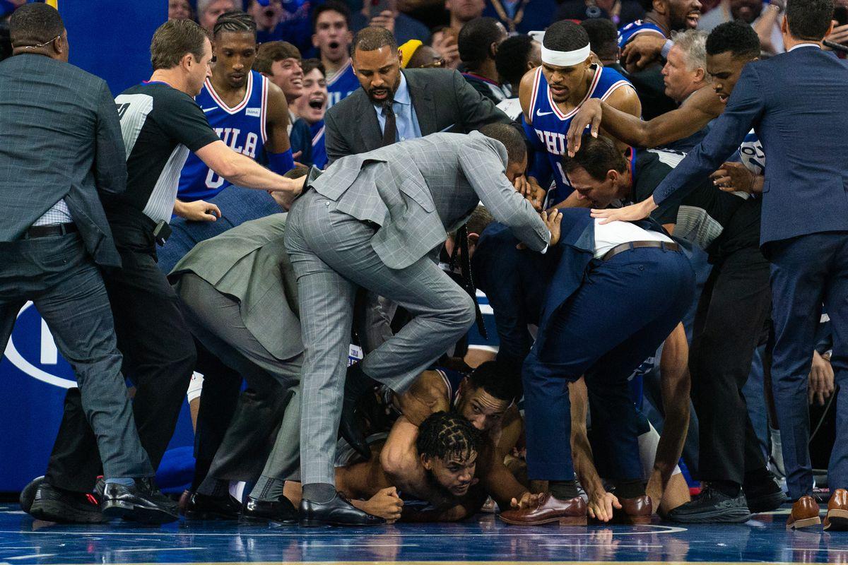 NBA: Minnesota Timberwolves en Philadelphia 76ers
