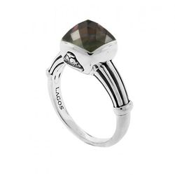"""<a href=""""https://www.lagos.com/product.php?pid=287?id=Mother-of-Pearl-Doublet-Stack-Ring"""">Venus Mother of Pearl Doublet Stack Ring</a>, $195"""