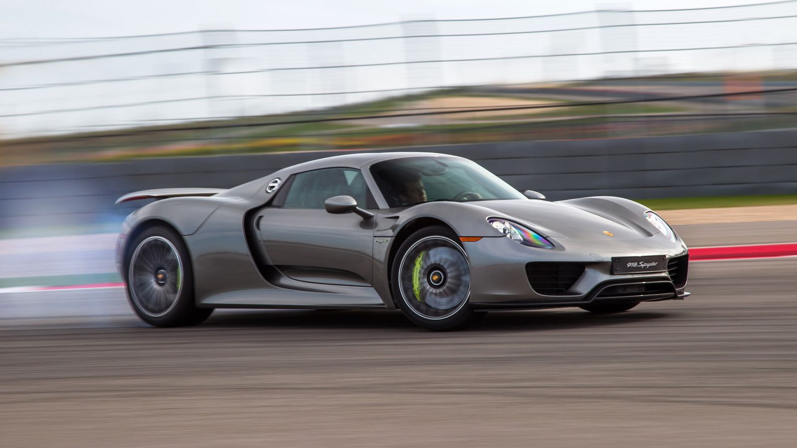 porsche just produced its last 918 spyder hybrid supercar the verge. Black Bedroom Furniture Sets. Home Design Ideas