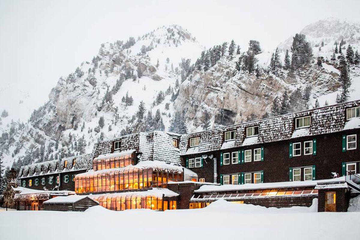 Peruvian Lodge in Alta
