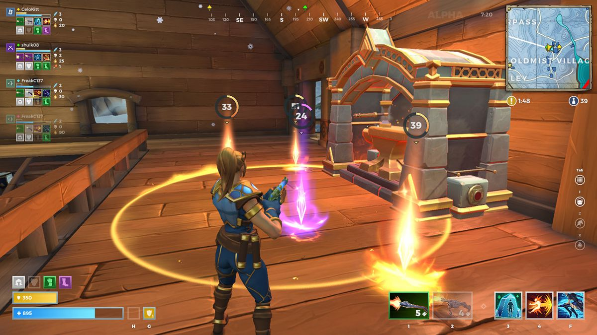 The Forge in Realm Royale