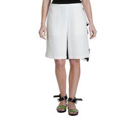 "<a href=""http://www.barneys.com/3.1-Phillip-Lim-Side-Drape-Culotte/501652956,default,pd.html?cgid=womens-shorts&index=62""> 3.1 Phillip Lim side drape culotte</a>, $179 barneys.com"