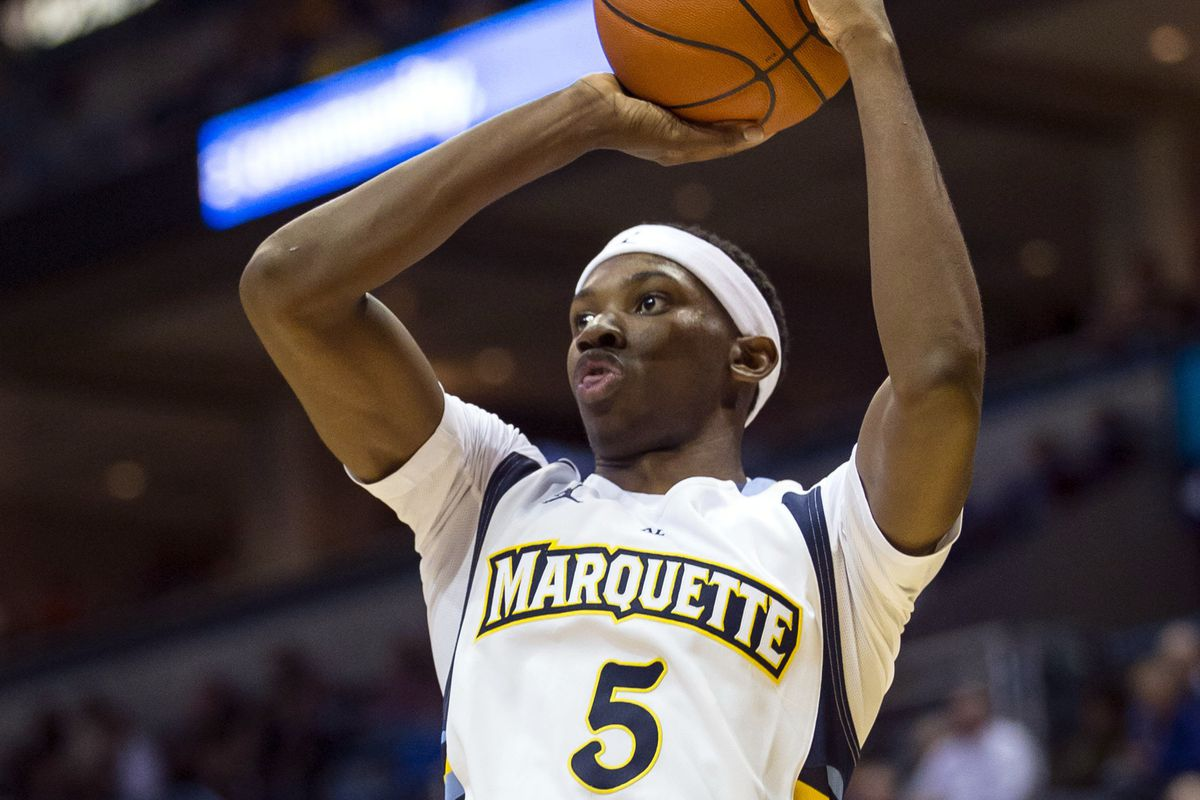 Jajuan Johnson came to MU with a rep as a shooter, but that didn't pan out during his freshman year.