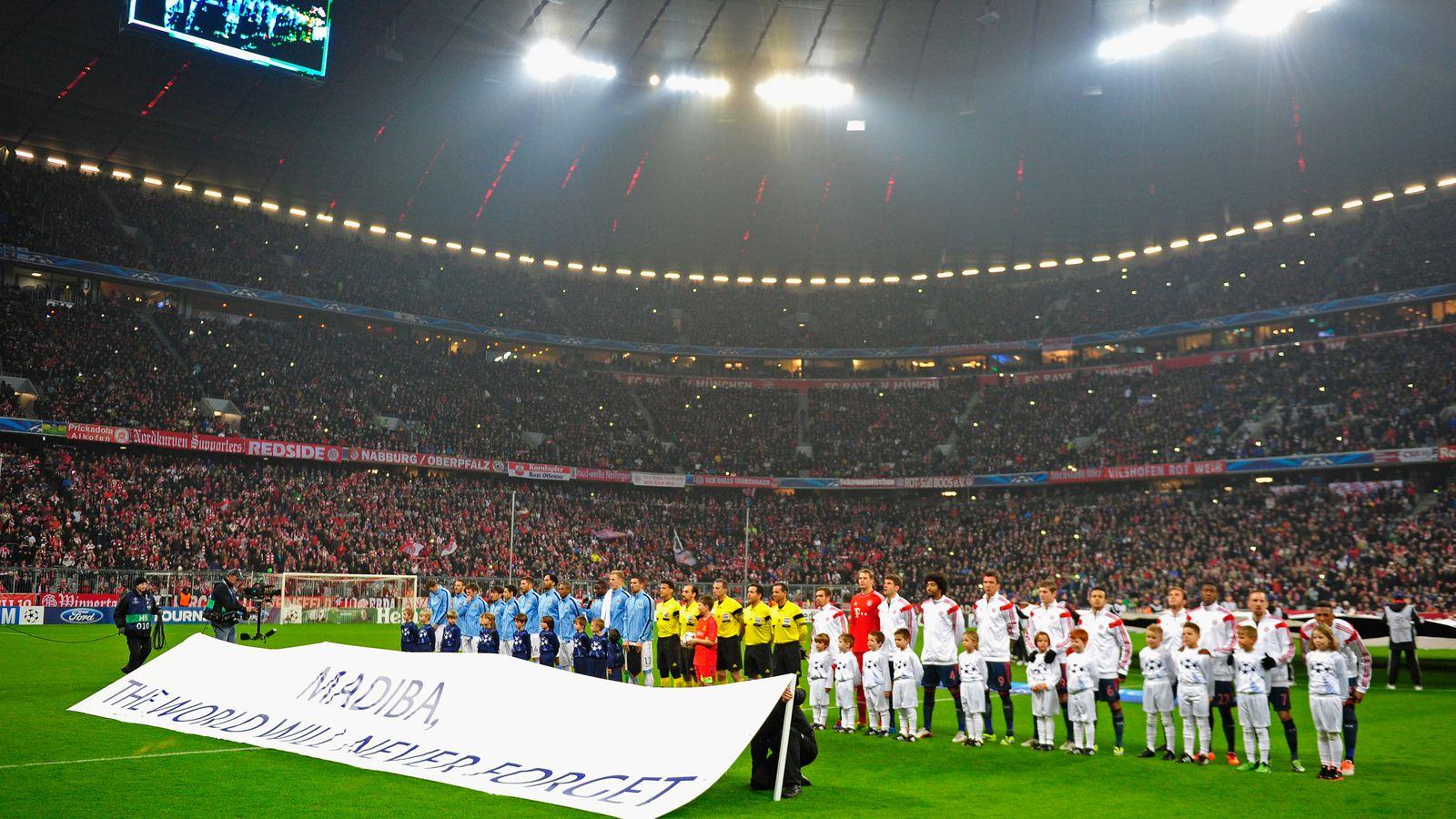 Bild Allianz Purchases 8 3 Share In Fc Bayern M 252 Nchen Ag For 110 Million Bavarian Football