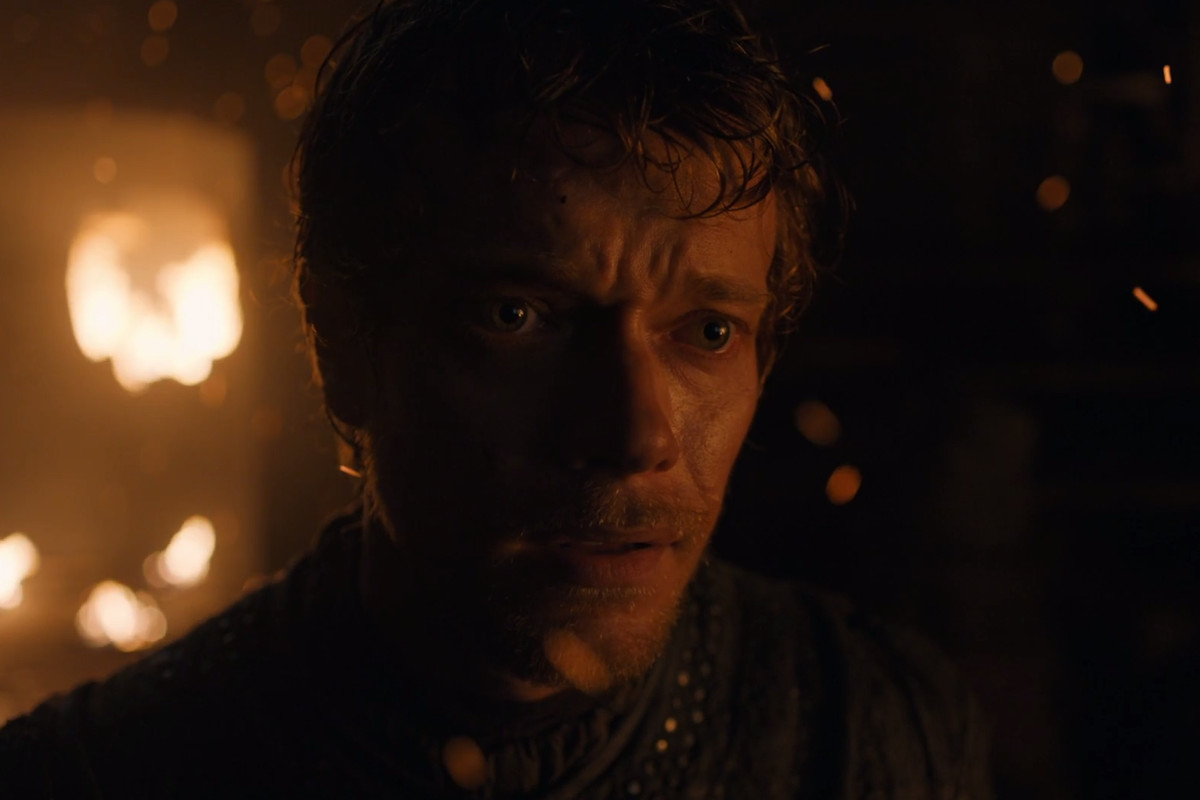 can theon greyjoy still be saved the verge