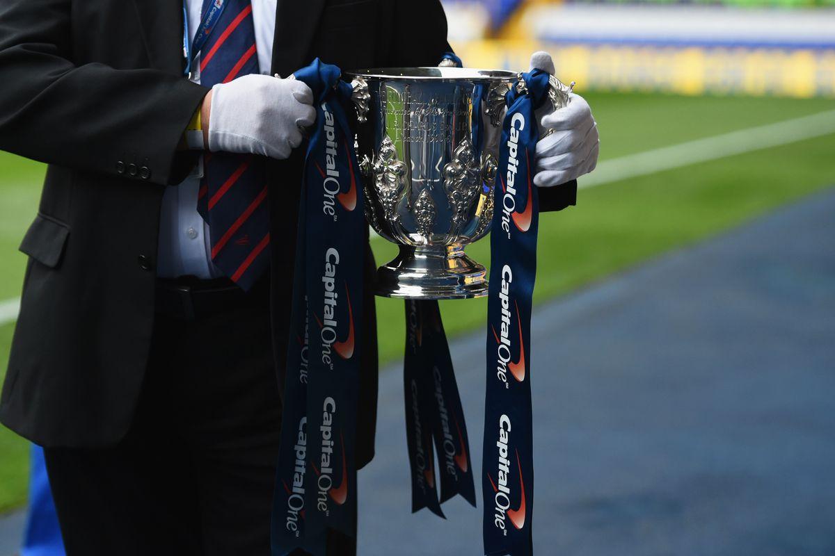 Tottenham Hotspur v Arsenal - Capital One Cup Third Round