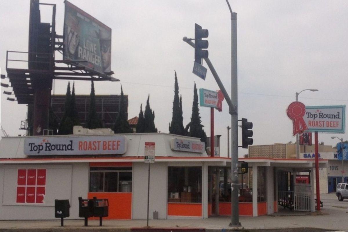 Top Round Los Angeles