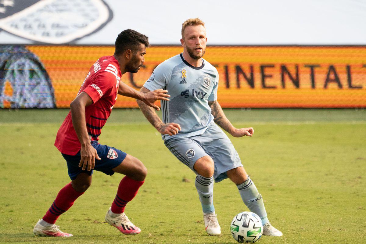 MLS: FC Dallas at Sporting Kansas City