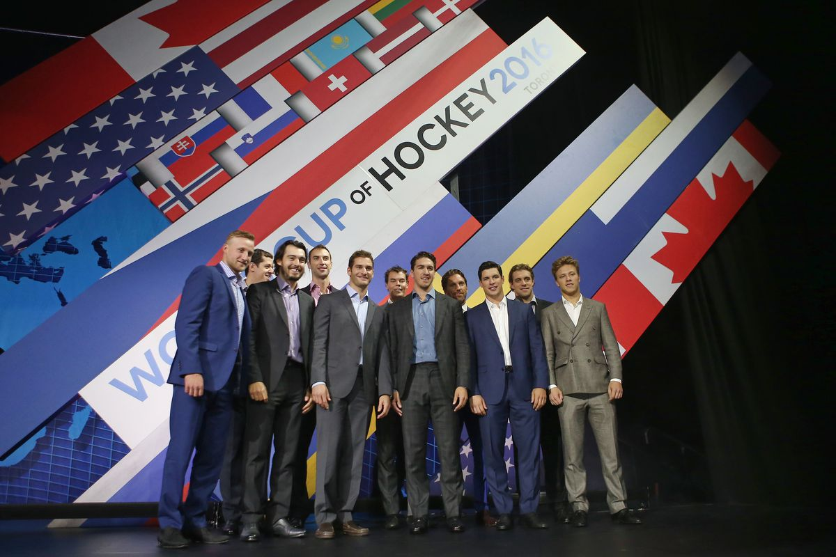 NHL: World Cup of Hockey-Press Conference