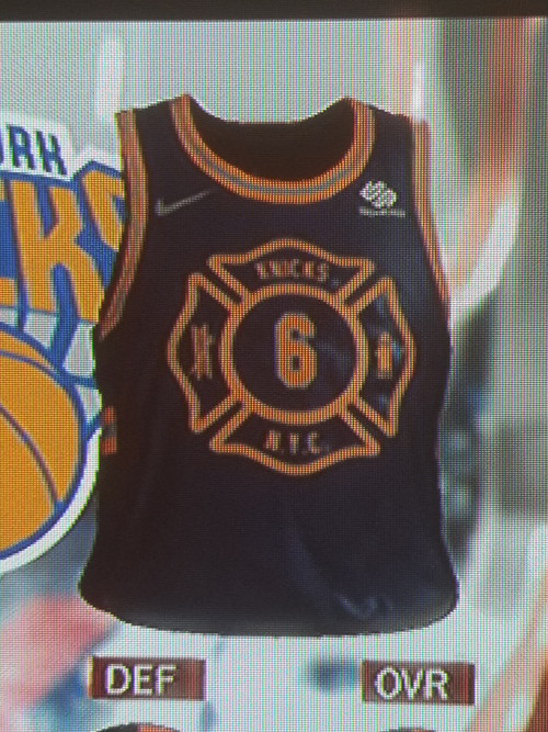 cheap for discount 6b4f6 c86ee Knicks fashion break down the newly leaked 'City Edition ...