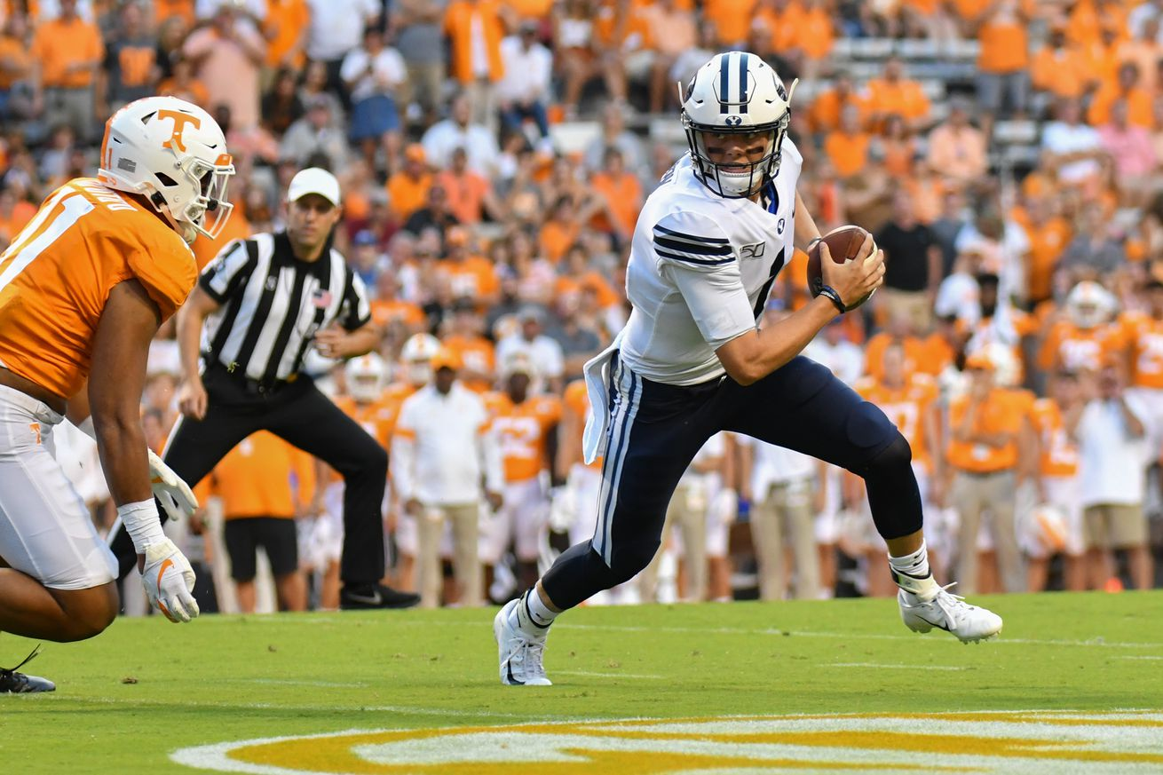 Opponent Offense Preview: BYU Cougars