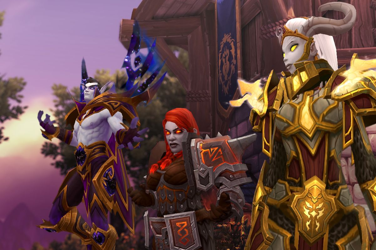 world of warcraft battle for azeroth pc game free download