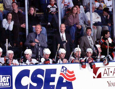 Buffalo coaches...