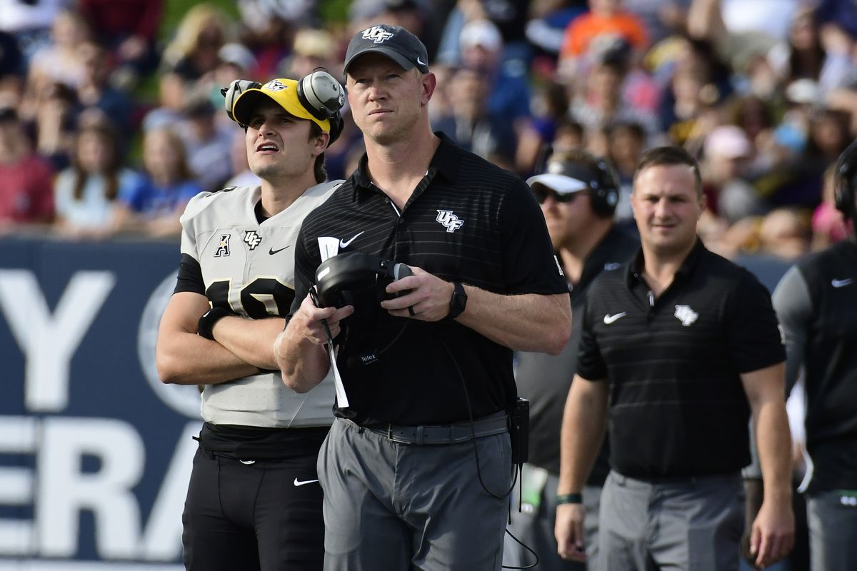 Nebraska Hiring UCF's Scott Frost As Next Head Coach