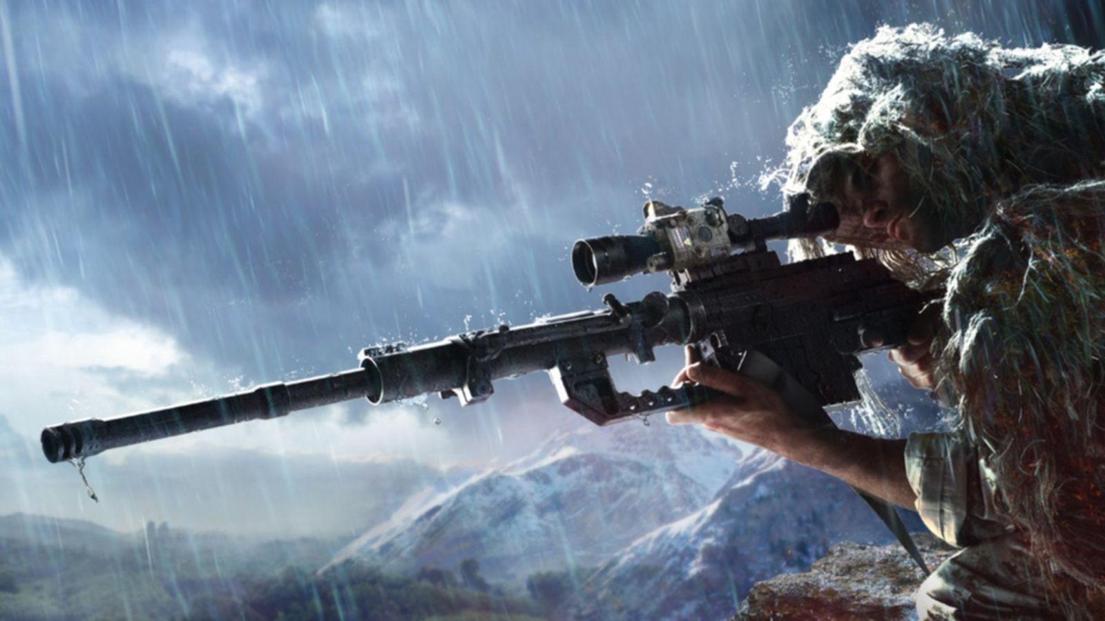 картинки снайпера из игры снайпер воин призрак абсолютно все