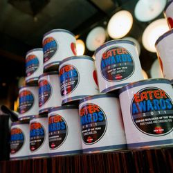 The Awards.  These are filled with delicious San Marzano tomatoes.