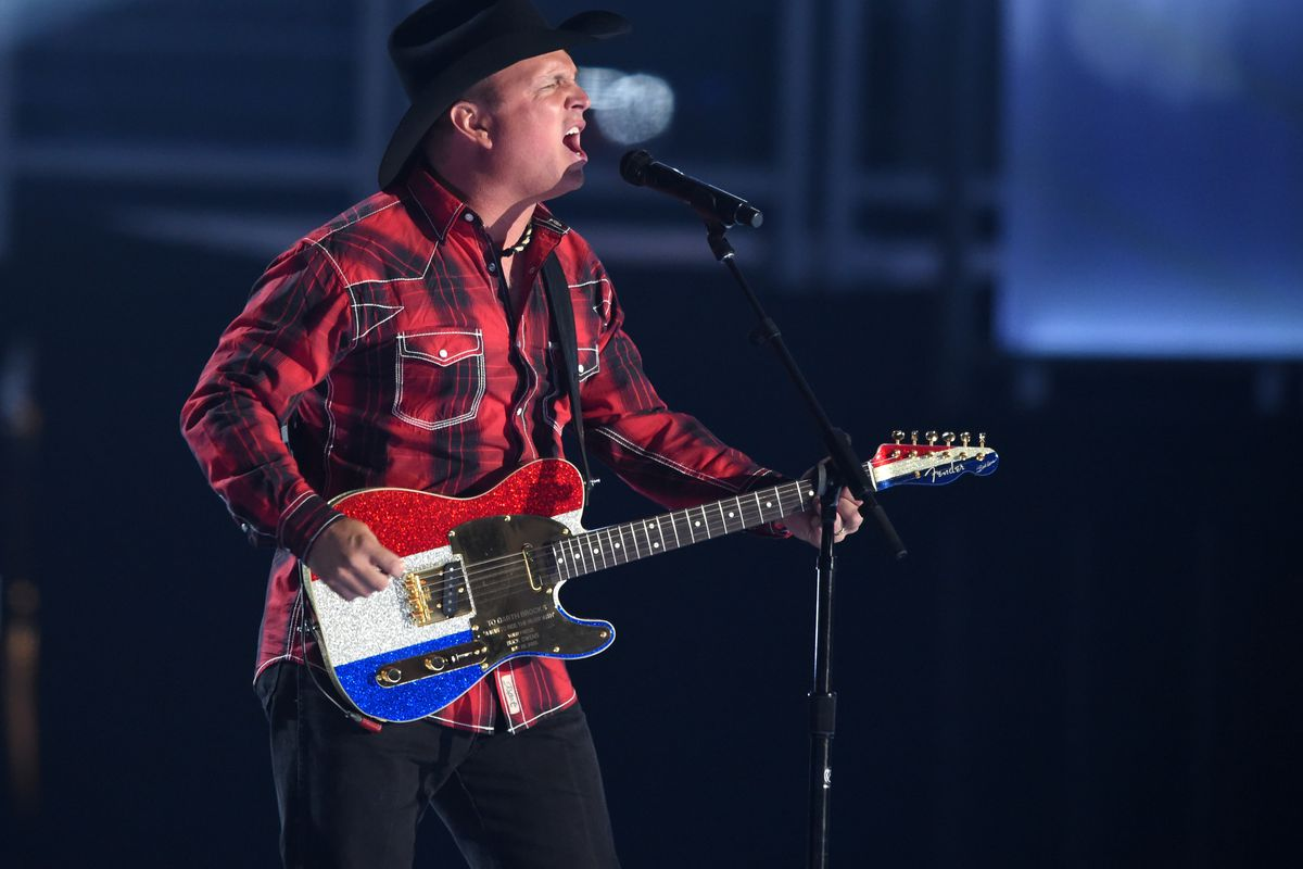 No go for Garth at the Amalie.