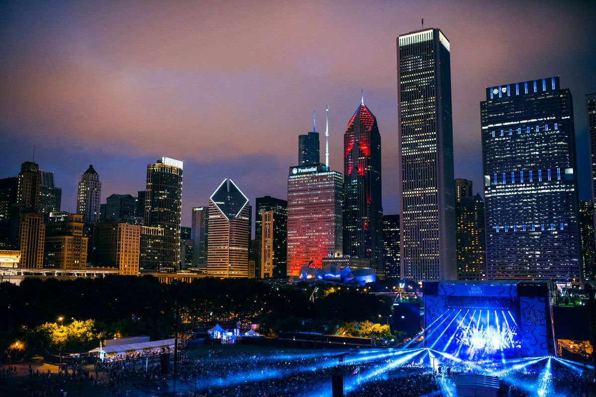 Lollapalooza 2017 How To Get To And Around Grant Park Curbed Chicago