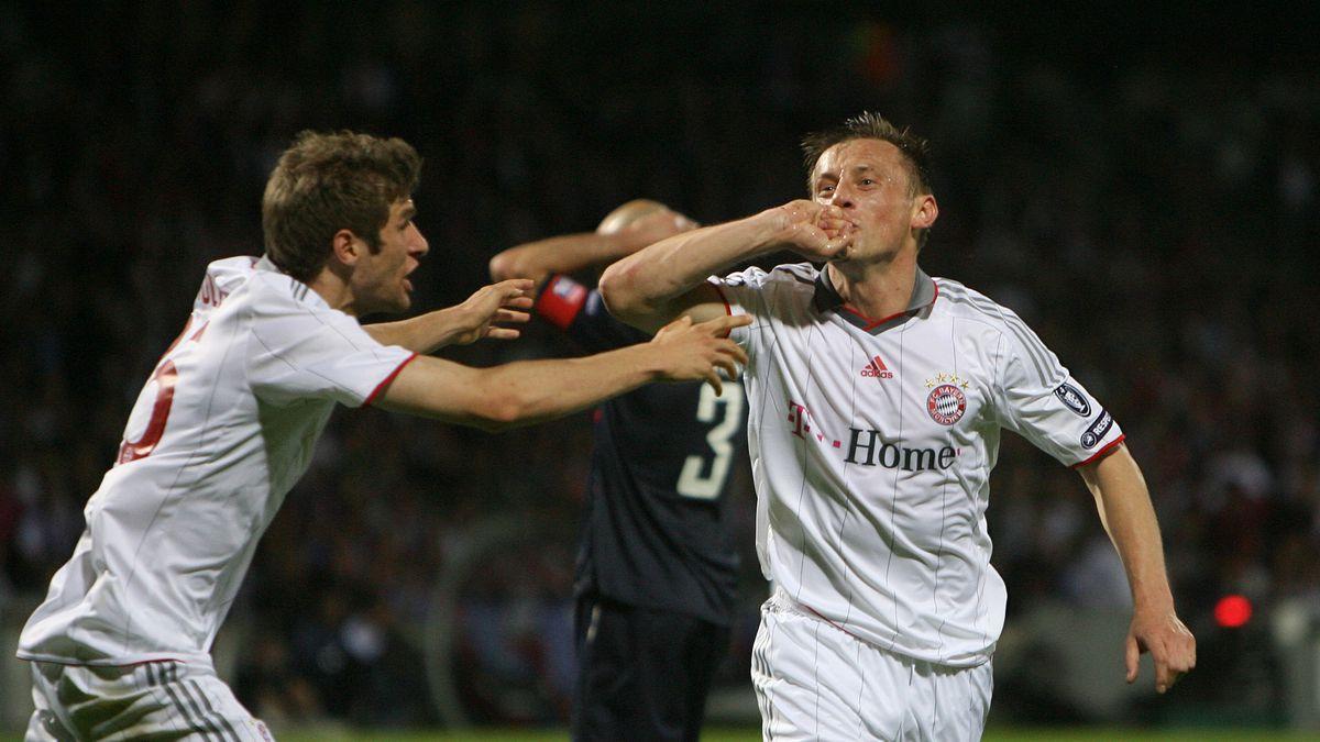Soccer - UEFA Champions League - Semi Final - Second Leg - Lyon v Bayern Munich - Municipal De Gerland