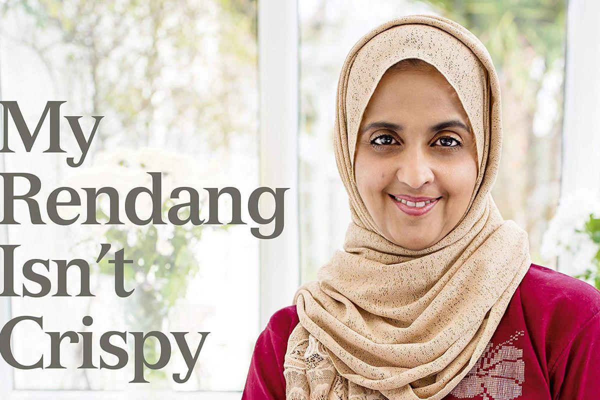The cover of My Rendang Isn't Crispy by Masterchef contestant Zaleha Kadir Olpin