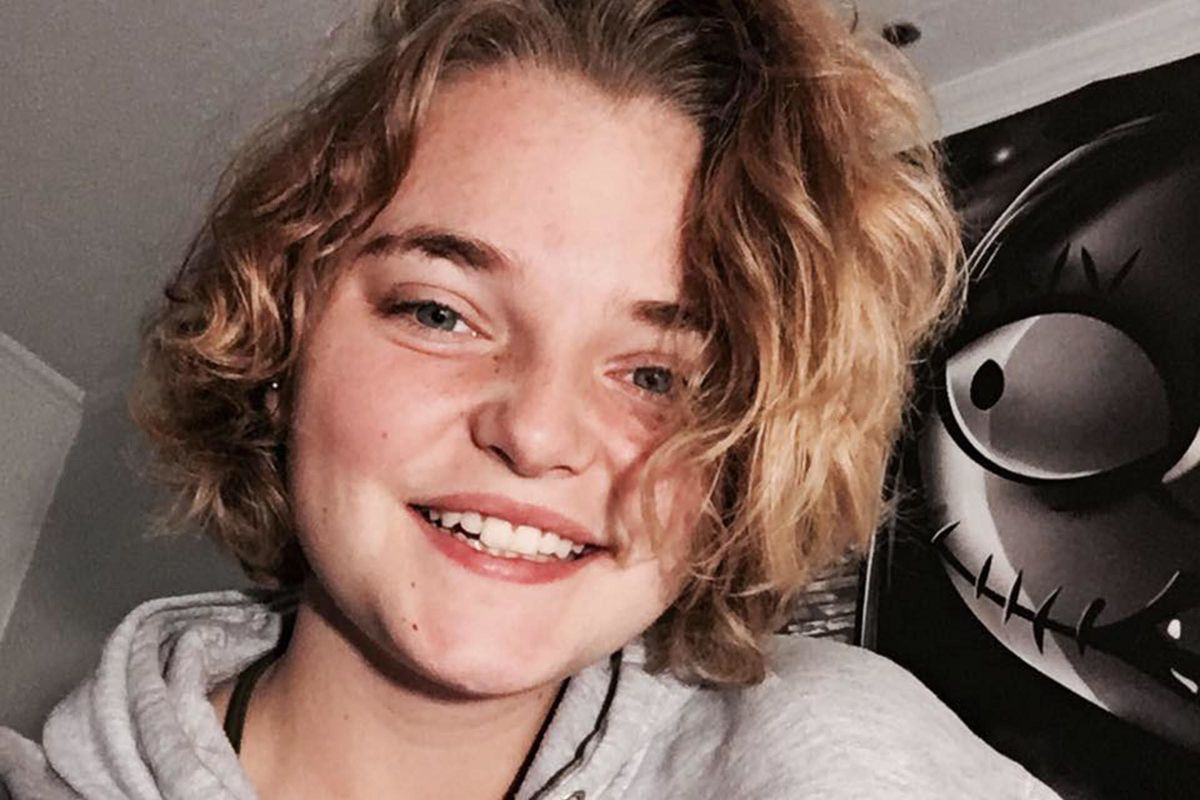 """Baileigh Bagshaw, 15, was killed Monday, May 7, 2018, while talking on the phone inside her house with her mother. Salt Lake police called it a """"violent attack."""" Detectives are looking for Shaun French, 24, whom they call a person of interest."""