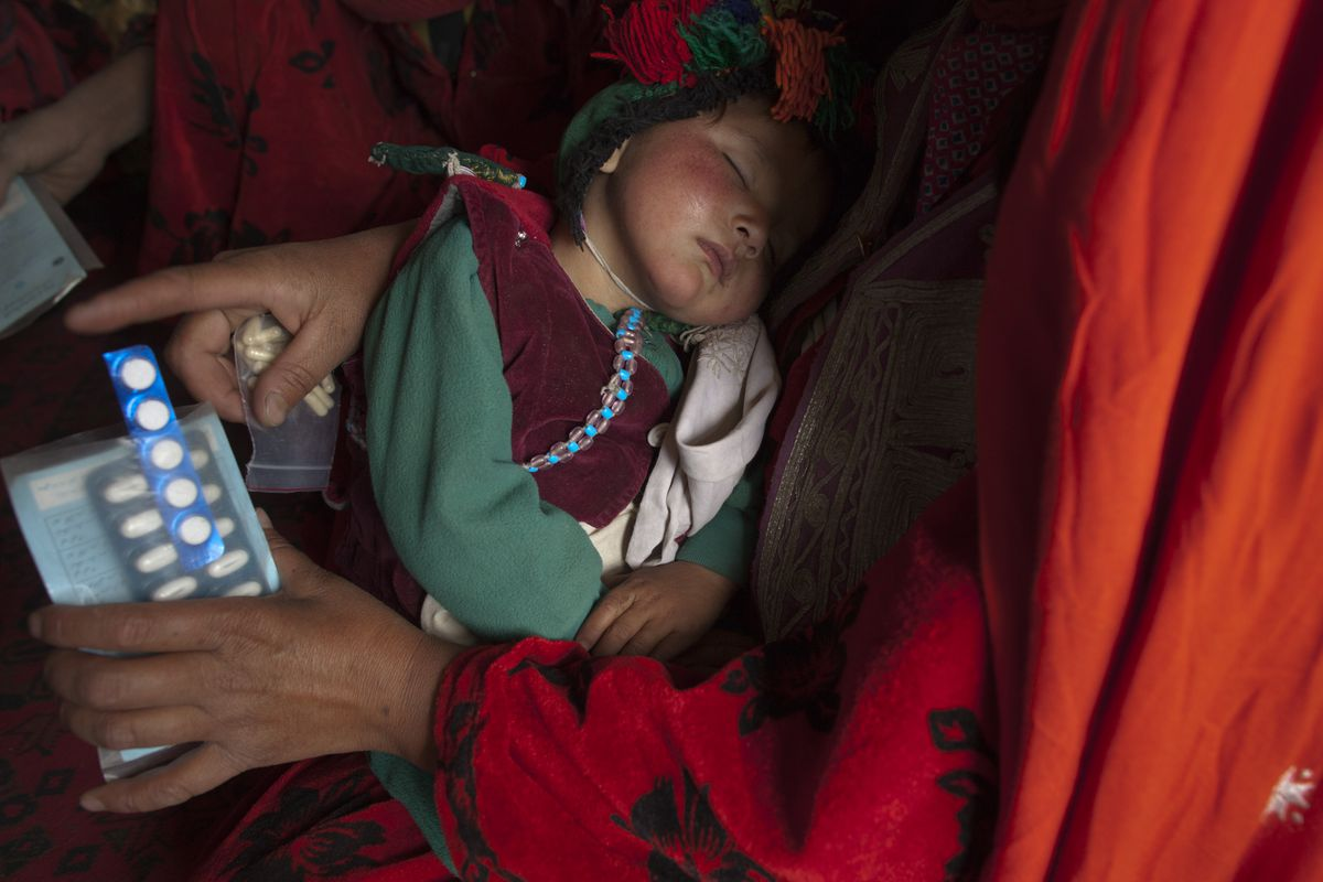 AFG: Afghan Mobile Health Teams Bring care To Remote Mountain Villages