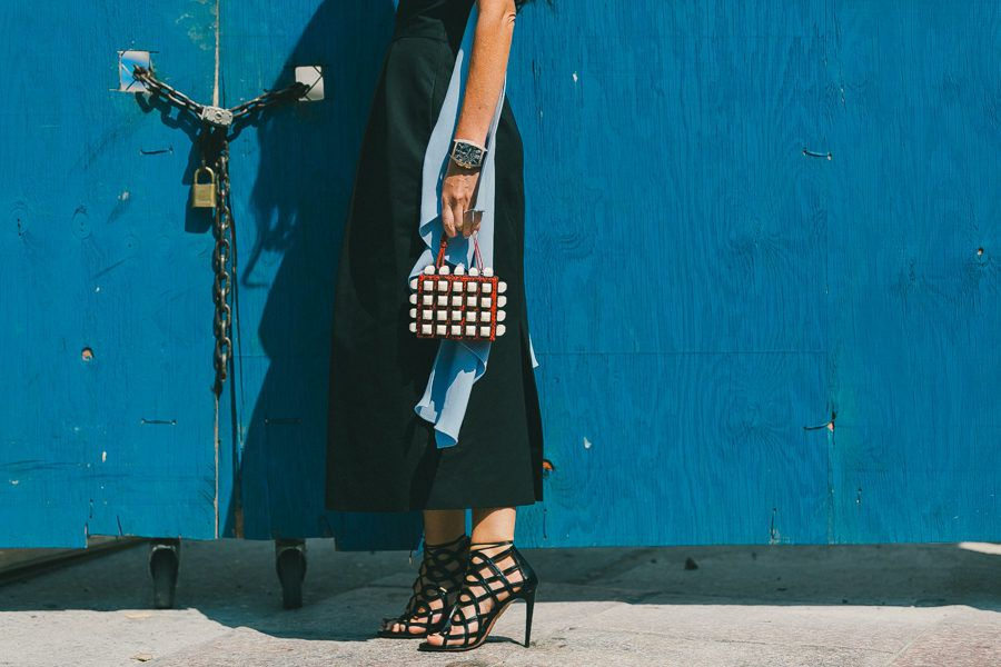 Fashion Week Street Style, Day Three: Rihanna!