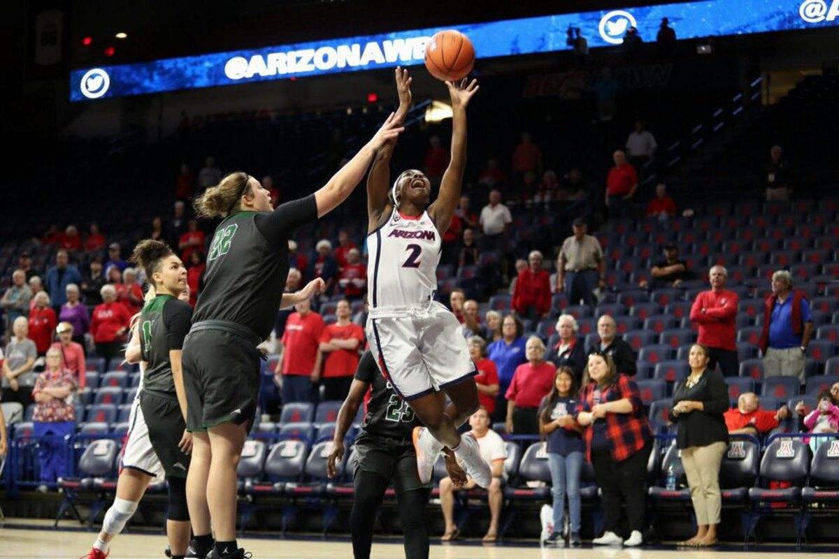 aaedb6736 Wildcat Wrap  Arizona women s basketball off to best start since 2011