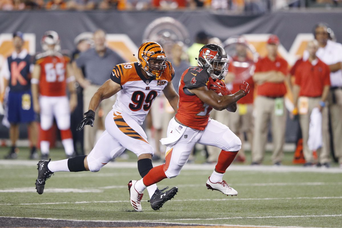 Tampa Bay Buccaneers v Cincinnati Bengals