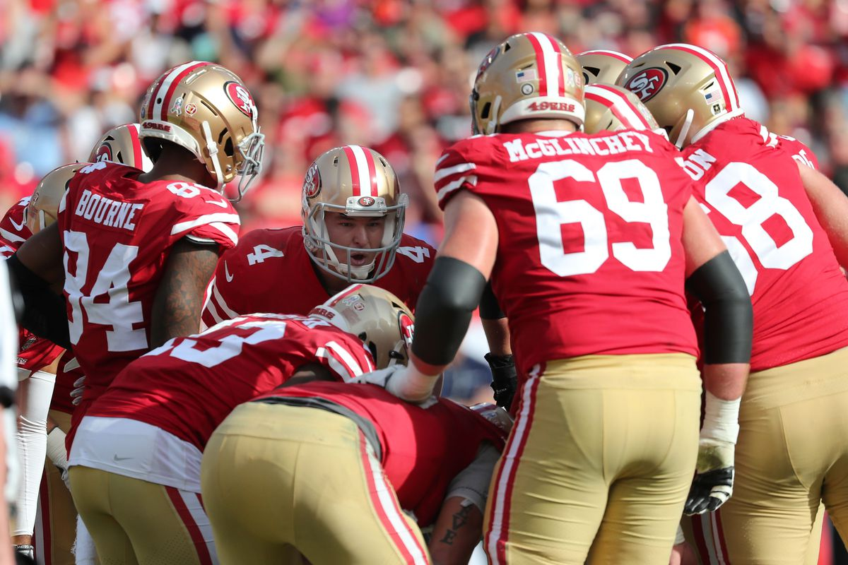 308c19ee4 49ers roster 2018  Final stock report for the entire roster - Niners ...