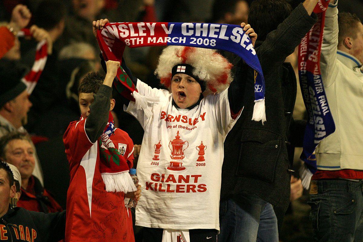 Soccer - FA Cup - Sixth Round - Barnsley v Chelsea - Oakwell