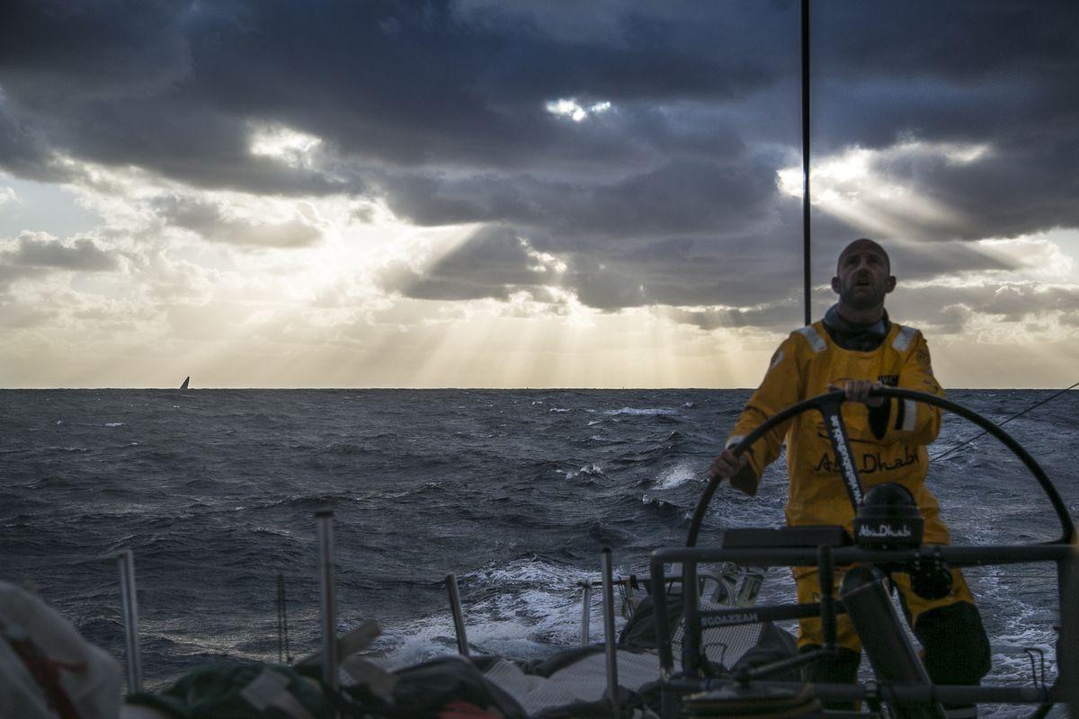 Volvo Ocean Race 2014-2015 - Leg 2