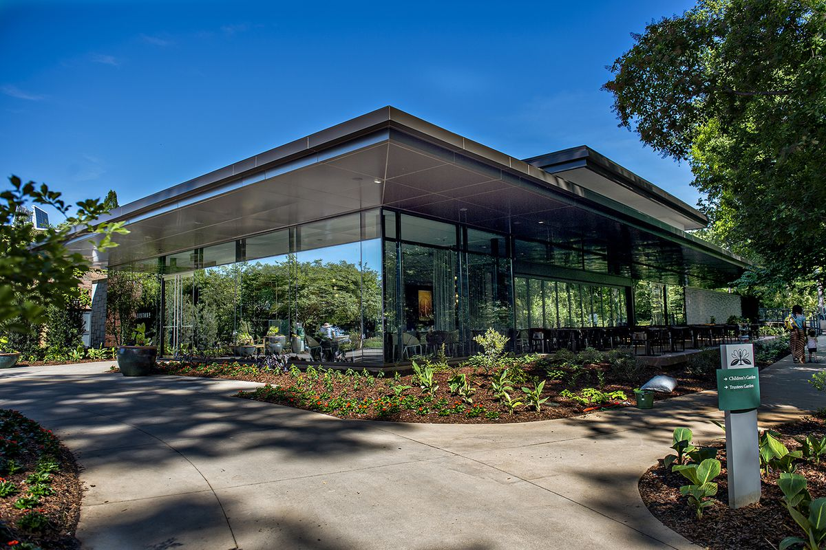 Linton's, the Atlanta Botanical Garden restaurant from chef and restaurateur Linton Hopkins.