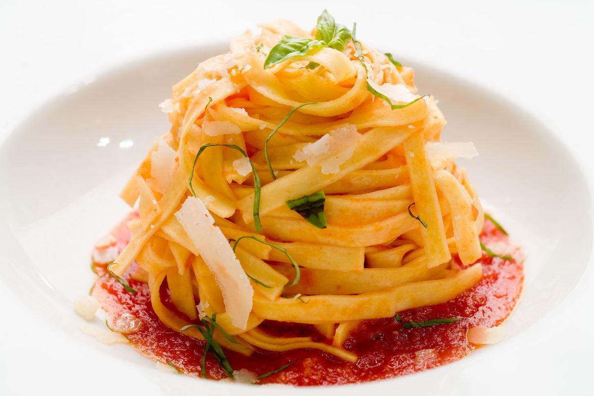 Pasta From Serafina Miami Official