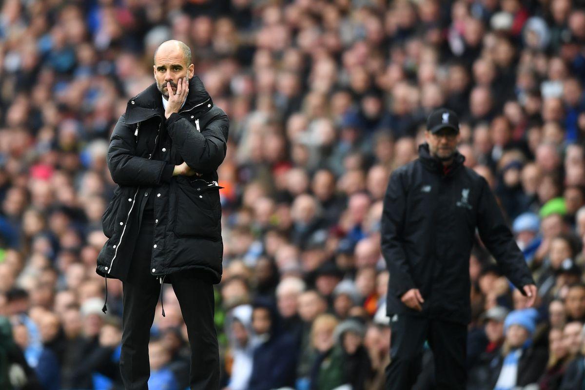 City boss Pep Guardiola wary of 'unstoppable' Liverpool strikeforce