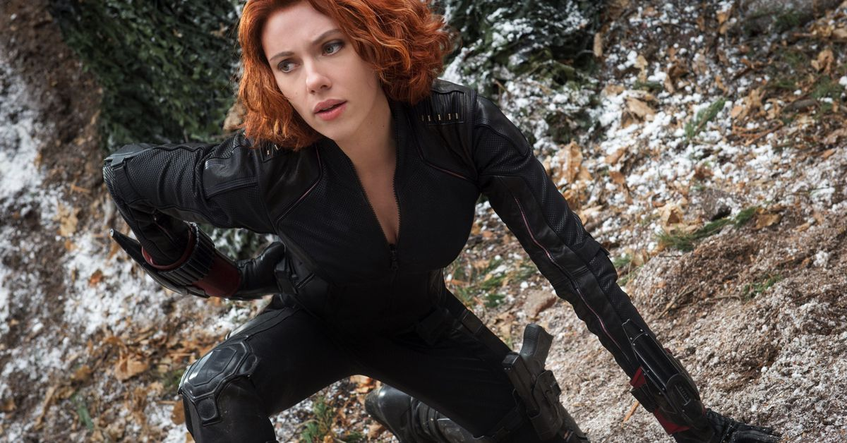 Marvel is finally giving Black Widow her own movie