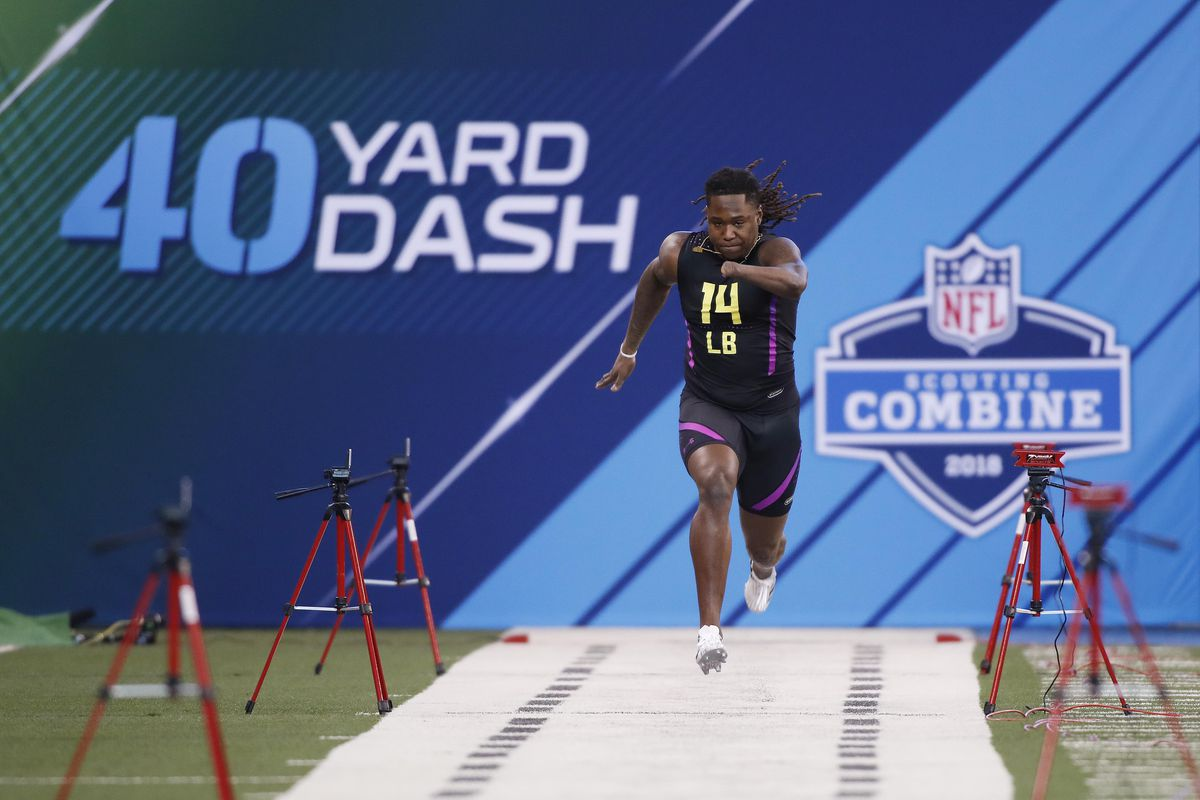 2018 Nfl Combine Results Defensive Line Linebacker Workouts