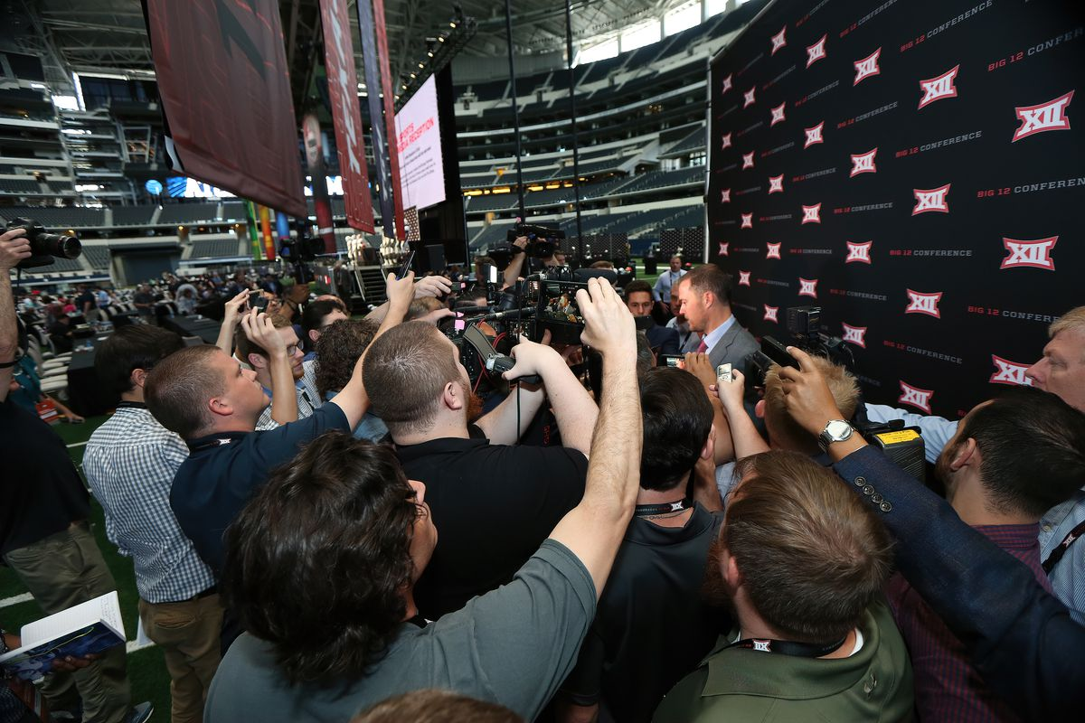 Oklahoma Football Podcast: Discussing Big 12 Media Days with George Schroeder