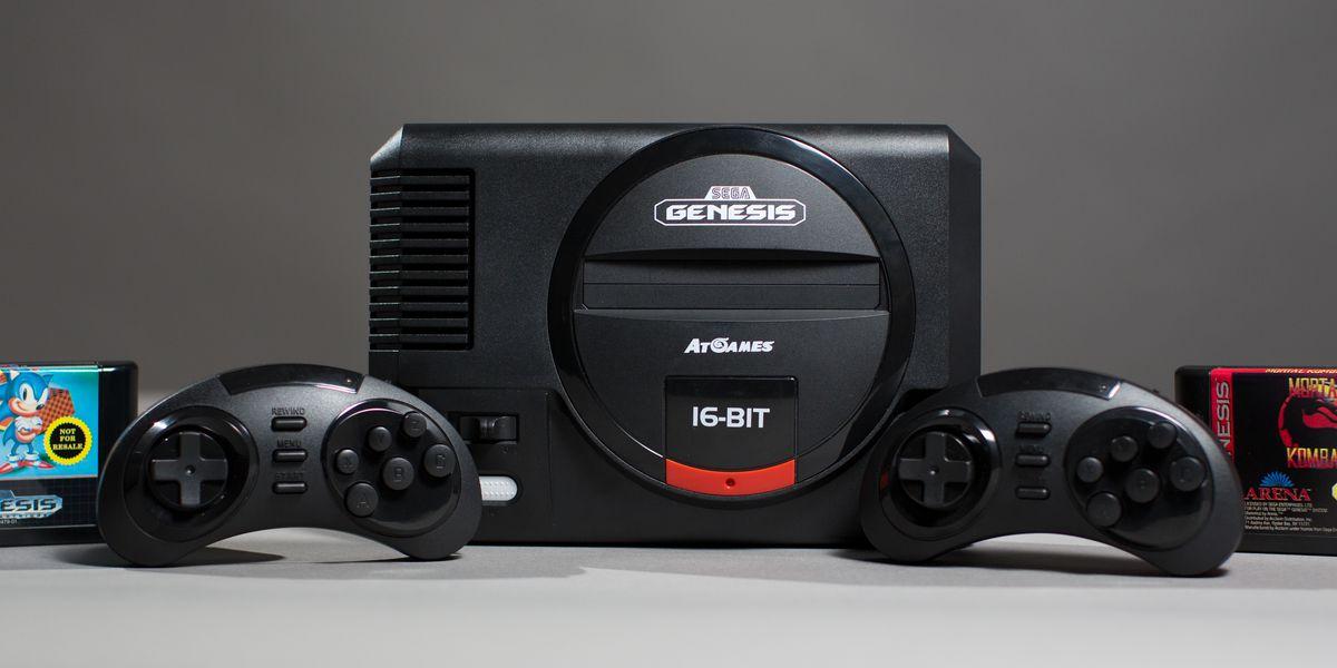 Sega Genesis Flashback HD review - Polygon