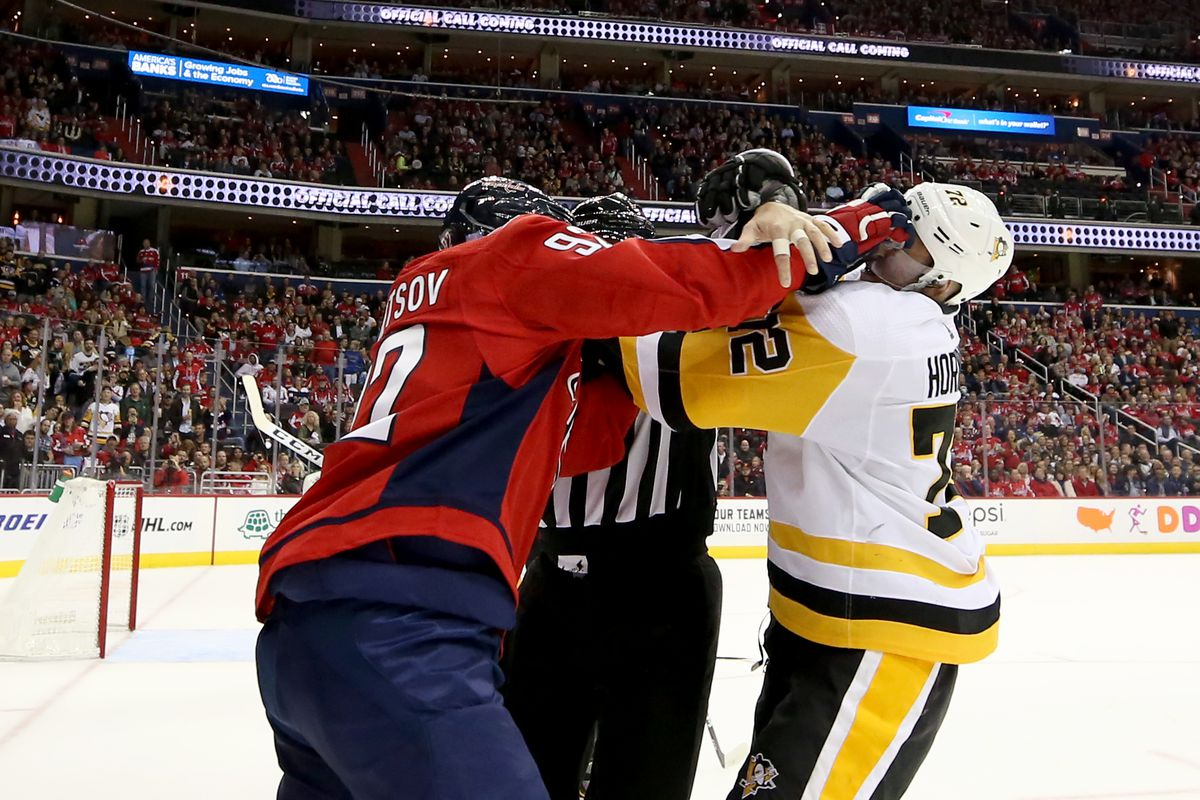 Pens-Caps Recap  Capitals Get Late Goal to Eke Out Win Over Penguins ... e400a7f7835