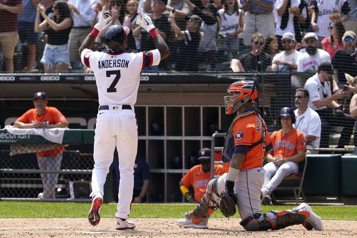 The White Sox will likely face the Houston Astros in the American League Division Series.