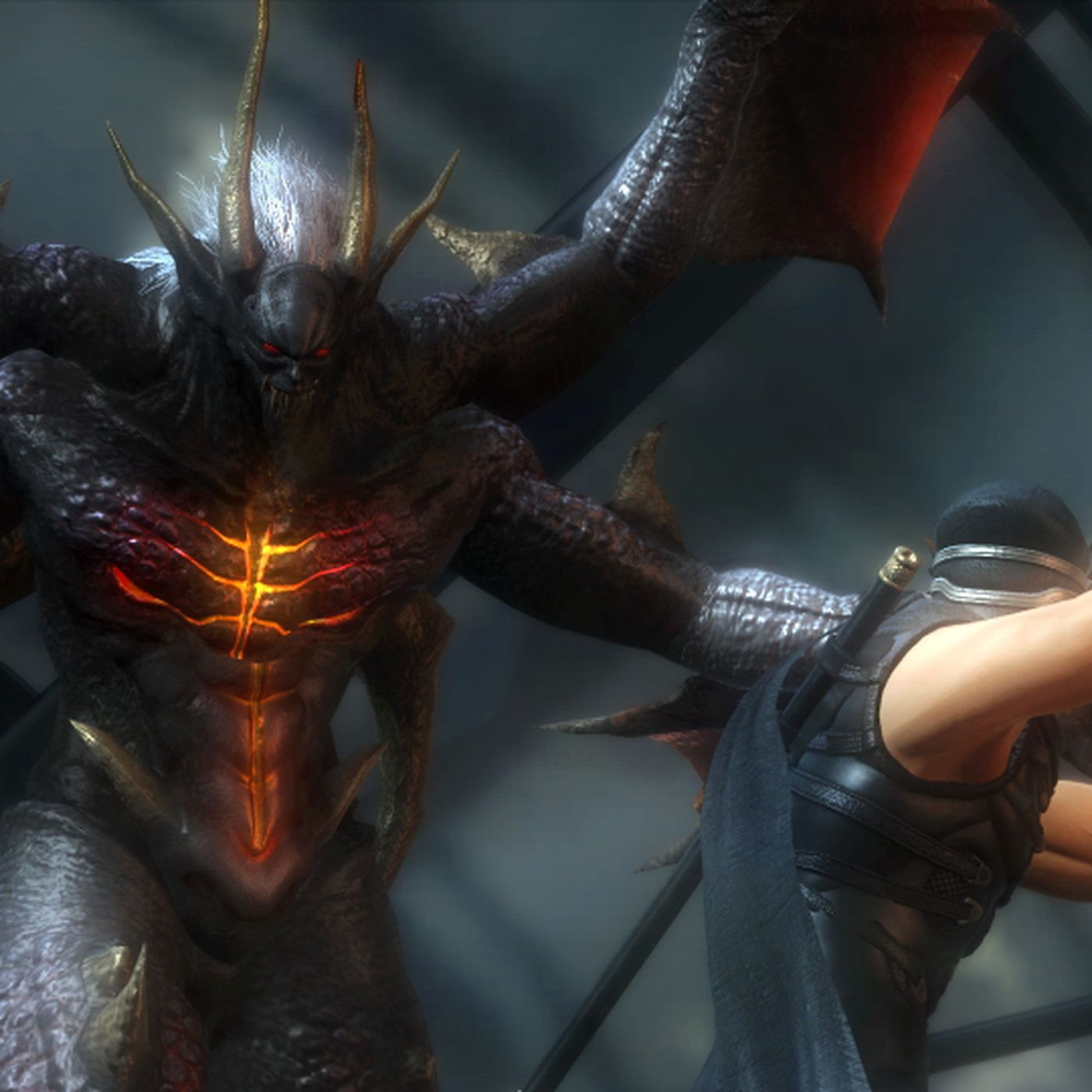 Ninja Gaiden Sigma 2 Plus Screenshots Show Characters And Bosses Hero Mode Announced Polygon