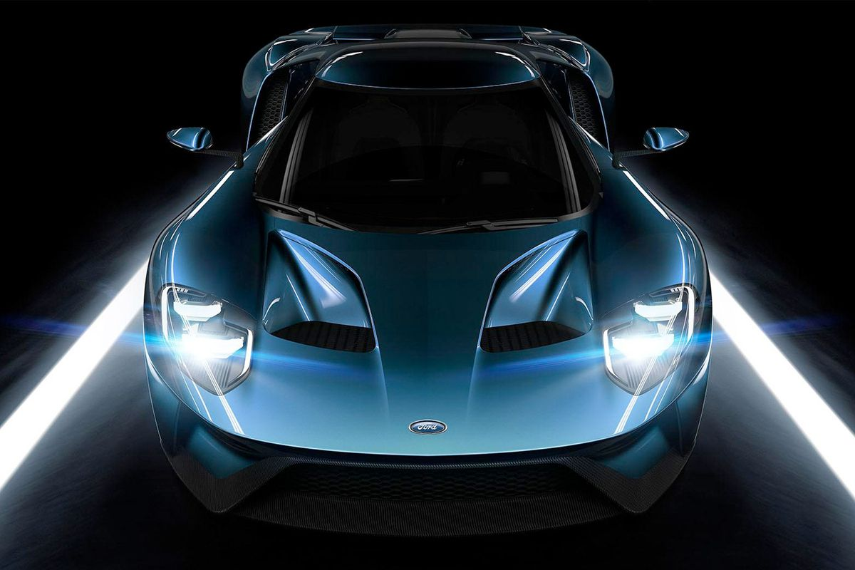 Forza Motorsport 6 Announced With Ford GT Deal