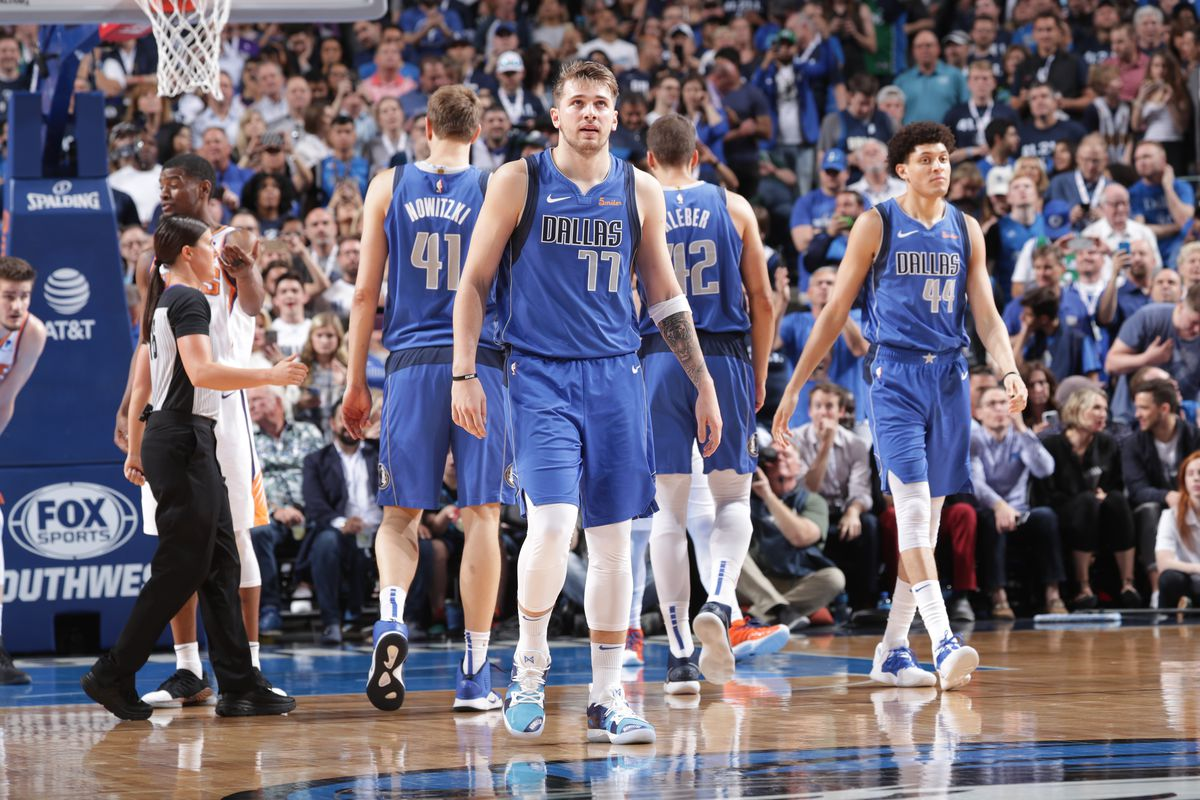 Mavericks 2019 20 Schedule Released Will Open At Home Vs