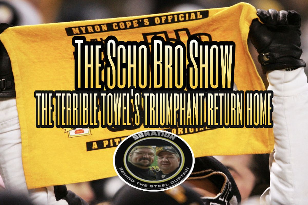 The Terrible Towel S Return To Heinz Field For Steelers Vs Eagles Behind The Steel Curtain