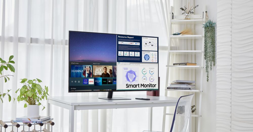 Samsung announces bigger and smaller versions of its TV-like Smart Monitor
